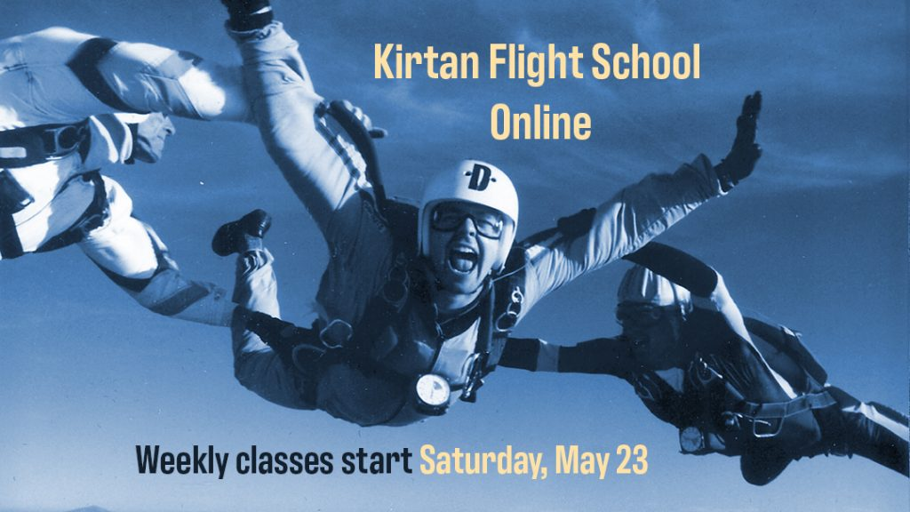 Kirtan Flight School Online