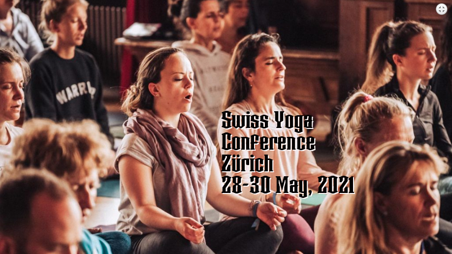 Swiss Yoga Conference 2021
