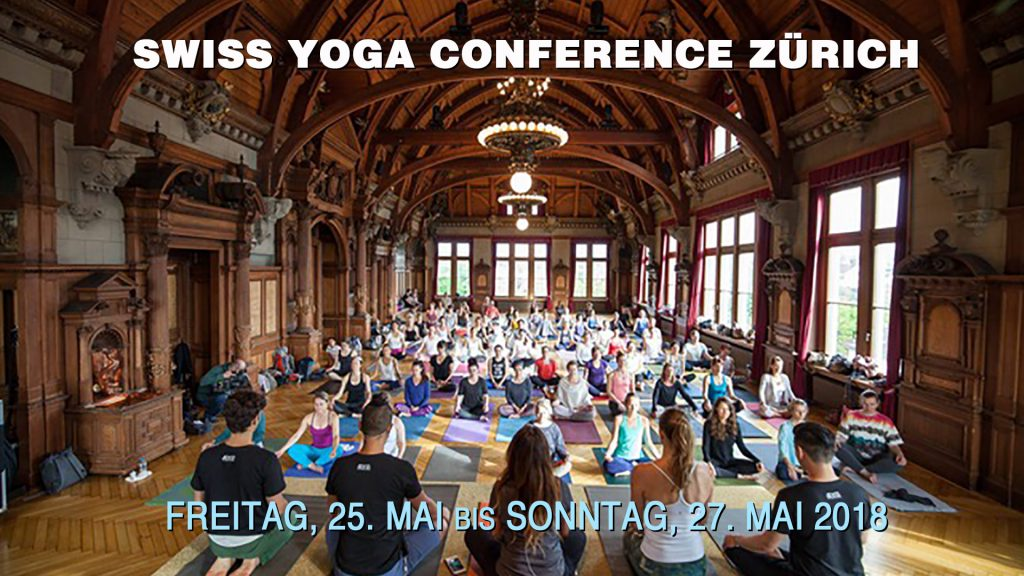 Swiss Yoga Conference 2